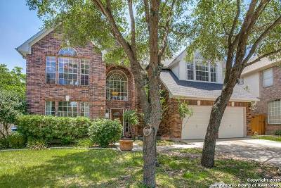 San Antonio Single Family Home For Sale: 13014 Mahogany Run