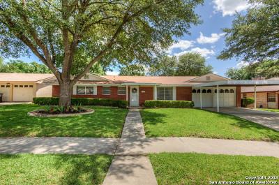 San Antonio TX Single Family Home Back on Market: $232,900