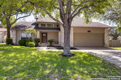 San Antonio Single Family Home New: 20038 Oak Cave