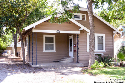 Single Family Home For Sale: 822 Hammond Ave