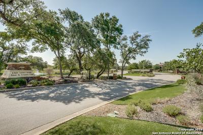 New Braunfels Residential Lots & Land New: 826 Gumnut Grove
