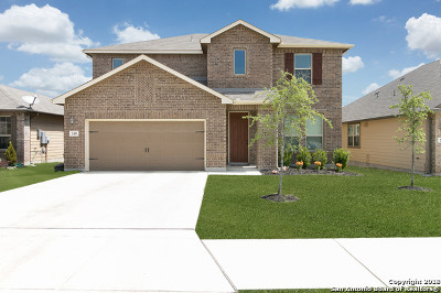 Cibolo Single Family Home New: 248 Prairie Vista