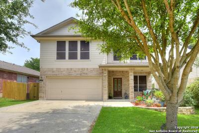 Schertz Single Family Home New: 2624 Gallant Fox Dr