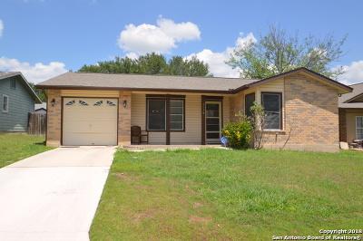 San Antonio Single Family Home New: 3614 Candleridge Dr