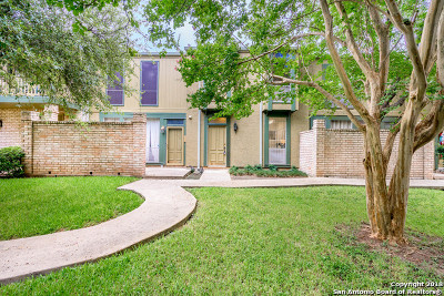 San Antonio Condo/Townhouse New: 3678 Hidden Dr #310