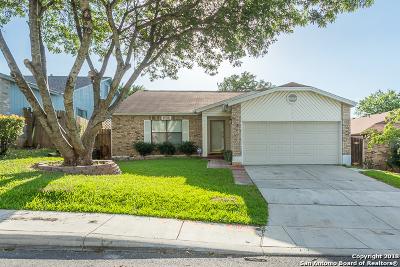 San Antonio Single Family Home New: 7423 Radford Trail