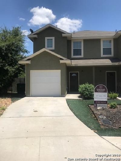 San Antonio Single Family Home New: 4926 Appleseed Ct