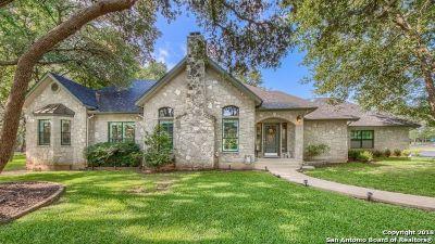 San Antonio Single Family Home New: 8638 Classic Oaks Ln