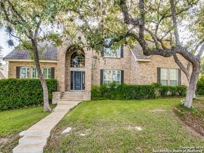 San Antonio Single Family Home New: 1303 Fawn Haven