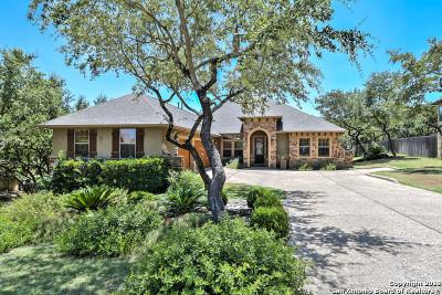 San Antonio Single Family Home New: 1306 Bobbins Ridge
