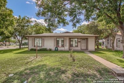 San Antonio Single Family Home New: 215 Andricks Dr