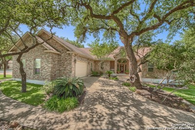 San Antonio Single Family Home For Sale: 26607 Harmony Hills