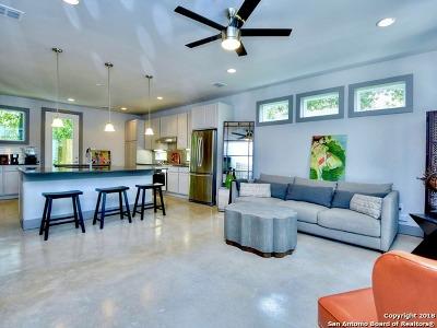 San Antonio Single Family Home New: 615 Fulton Ave Unit 1 #1
