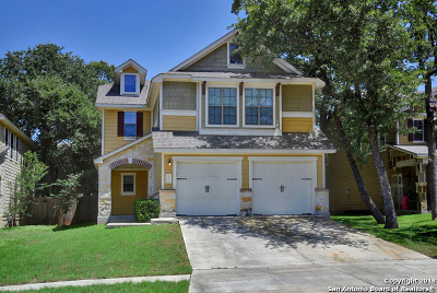 Boerne Single Family Home New: 108 Dusty Corral