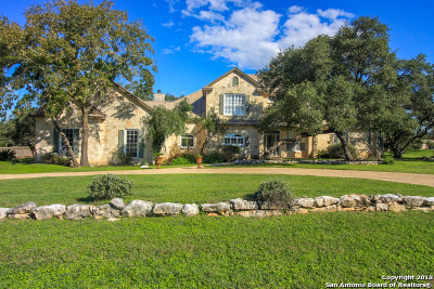San Antonio Single Family Home New: 2235 Oakland Bend