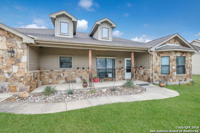 Comal County Single Family Home New: 1171 Misty Lane