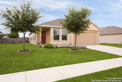 Guadalupe County Single Family Home Price Change: 312 Lonestar Gait