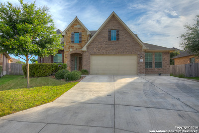 New Braunfels TX Single Family Home Price Change: $344,900