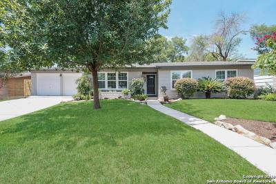 San Antonio Single Family Home New: 315 Pinewood Ln