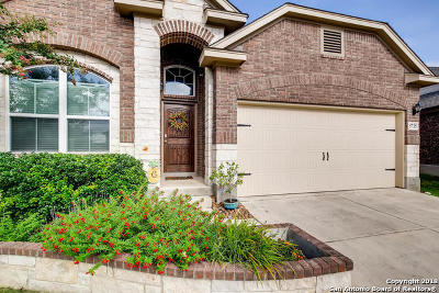 San Antonio Single Family Home New: 5735 Tianna Lace