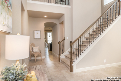 San Antonio Single Family Home New: 12202 Carson Cv