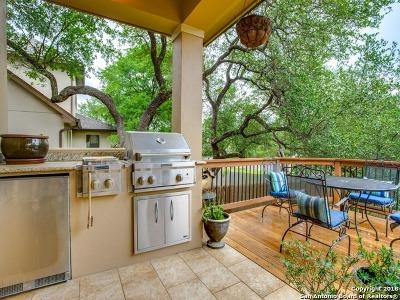 San Antonio Single Family Home Price Change: 1702 Nightshade
