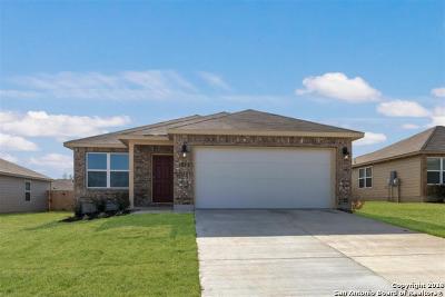 San Antonio Single Family Home Price Change: 3222 Shane Road