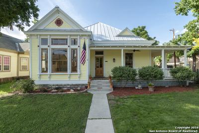 San Antonio Single Family Home New: 421 E Carson St