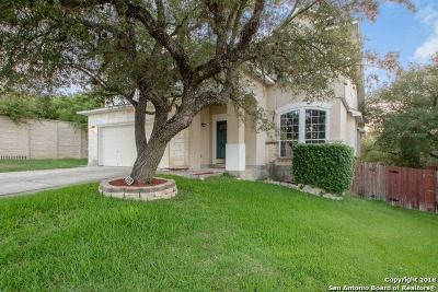 San Antonio Single Family Home Back on Market: 159 Lindseys Cv
