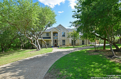 Helotes Single Family Home New: 9642 Mulberry Way