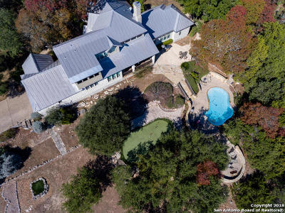 Boerne Single Family Home New: 709 Coveney Trail
