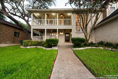 San Antonio Single Family Home New: 14810 Fabius