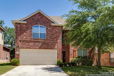 San Antonio Single Family Home New: 1307 Winston Cove
