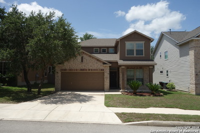 San Antonio Single Family Home New: 10726 Buck Park
