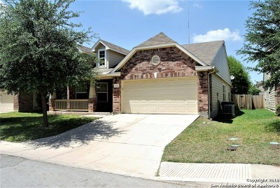 San Antonio Single Family Home New: 11803 Oakwood Rdg
