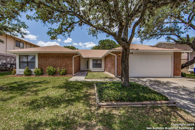 San Antonio Single Family Home New: 6039 Spring Time St
