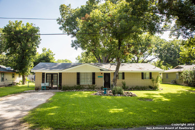New Braunfels TX Single Family Home New: $280,000