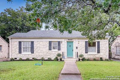 San Antonio Single Family Home New: 218 W Mandalay Dr