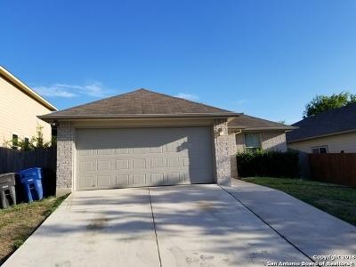 San Antonio Single Family Home New: 5506 Mumford Path