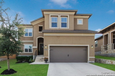 San Antonio Single Family Home New: 1507 Eagle Glen