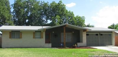 San Antonio Single Family Home New: 4410 Myrna Dr