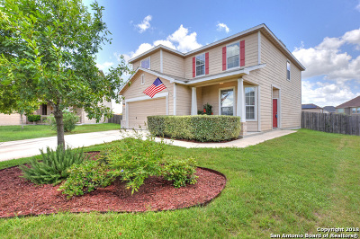 Converse Single Family Home New: 9607 Copper Rock