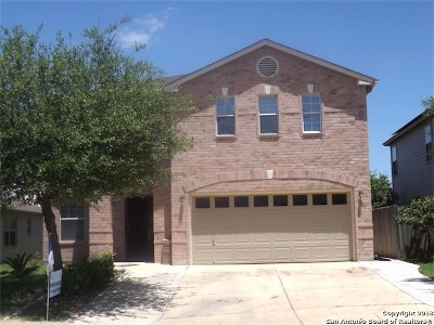 San Antonio Single Family Home New: 6126 Pelican Coral