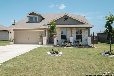New Braunfels TX Single Family Home New: $233,900