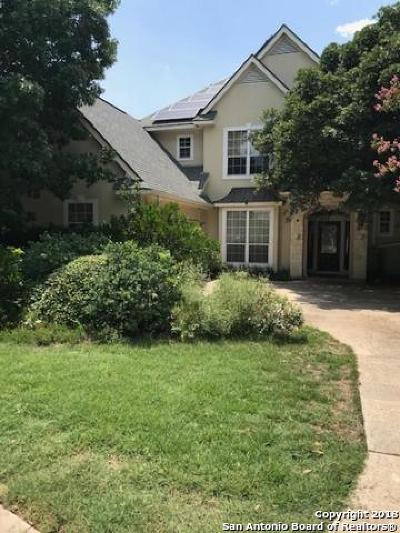 San Antonio Single Family Home For Sale: 11 Sunset Ct