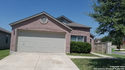 San Antonio Single Family Home New: 1303 Sundance Fall