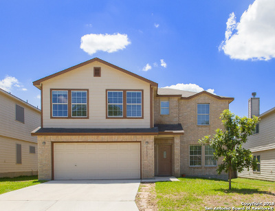 San Antonio Single Family Home New: 11111 Rivera Cove