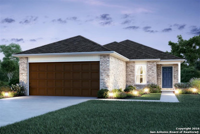 San Antonio Single Family Home New: 7122 Texas Ridge Dr
