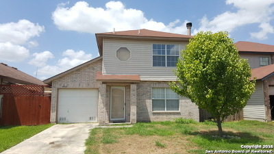 San Antonio Single Family Home New: 9939 Permian Bay
