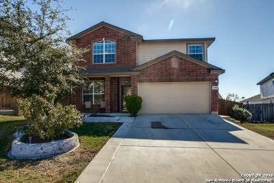 Converse Single Family Home New: 9606 Krier Vw
